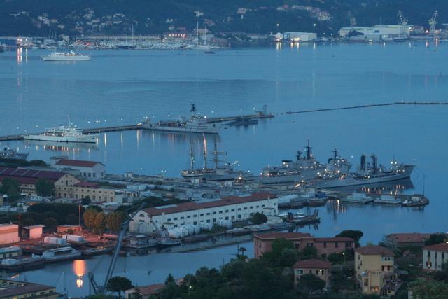 Arsenale Marina Militare La Spezia