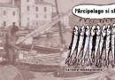 Marco Leoni. Flash mob, 300 Sardine sull'isola di La Maddalena