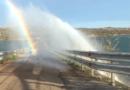Nessuna perdita d'acqua al Ponte di Caprera